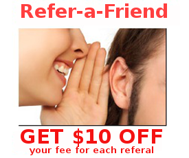 Refer a Friend to Able Driver Training for Defensive Driving Certificate